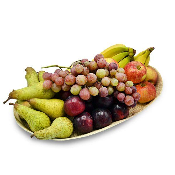 Bio Obstkorb 40 Portionen