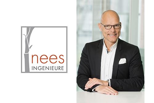 Volker Nees / Geschäftsführer nees INGENIEURE GmbH